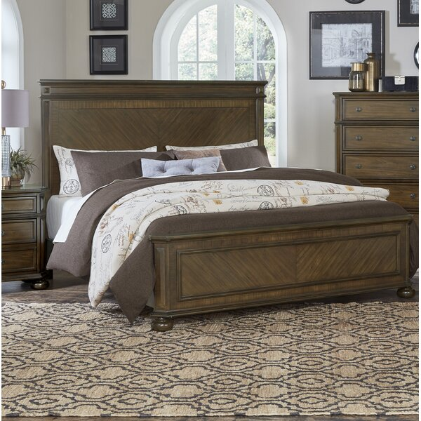 Malik Standard Bed by Millwood Pines Millwood Pines
