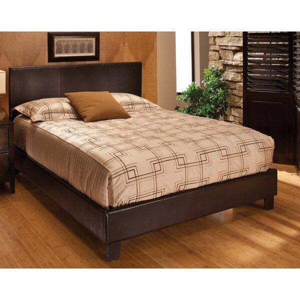 Harbortown Upholstered Platform Bed by Hillsdale Furniture
