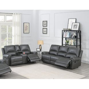 Marylou 2 Piece Reclining Living Room Set by Red Barrel Studio®