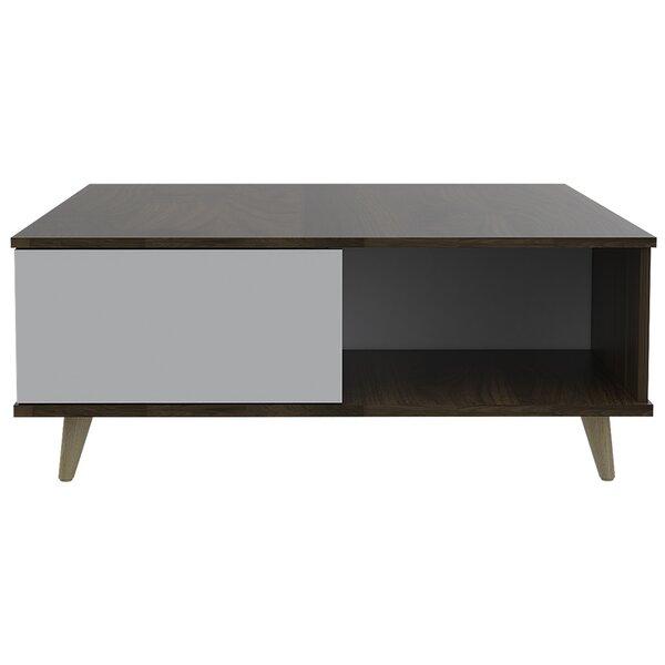 Swaim Coffee Table with Storage by Brayden Studio