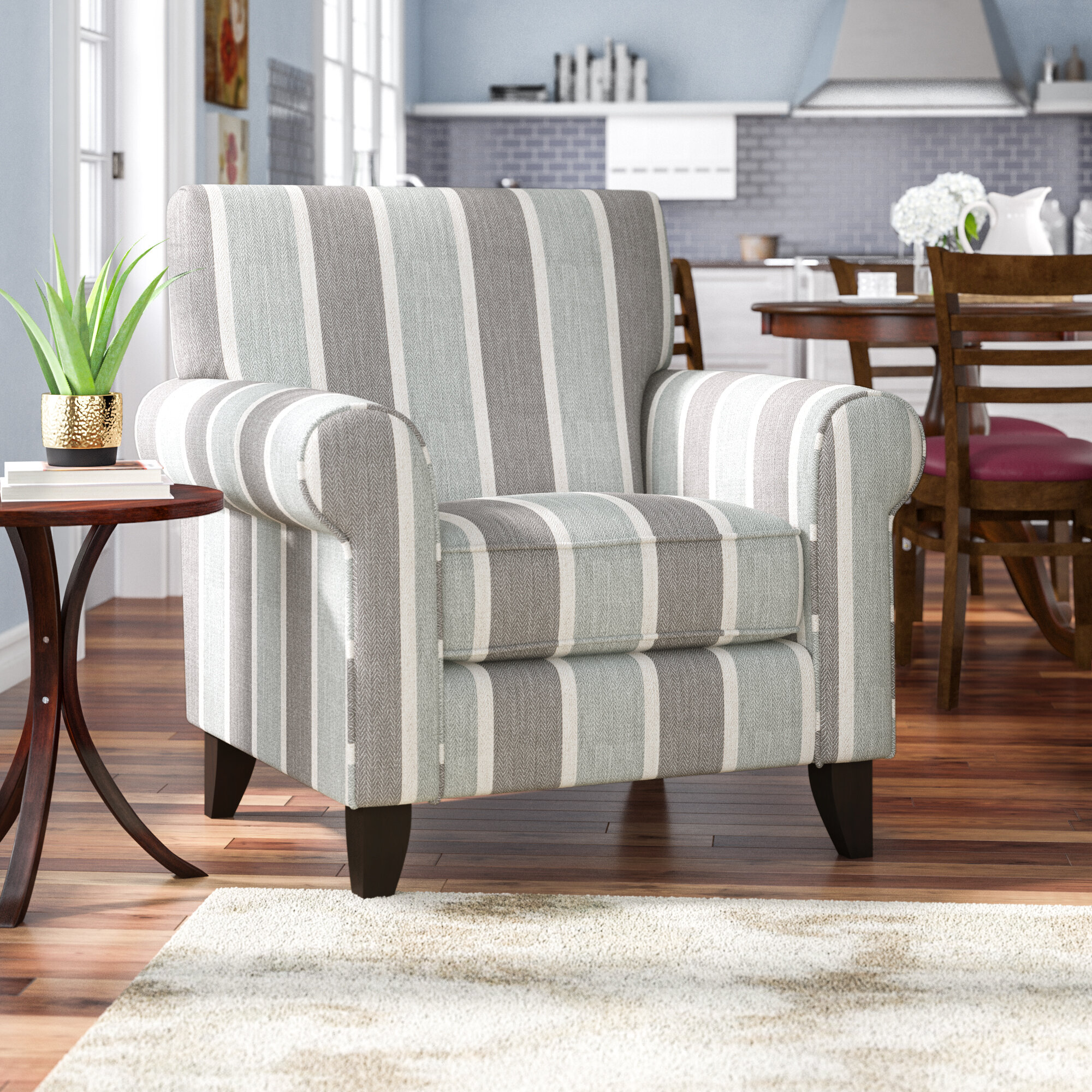Darby Home Co Batson Armchair Reviews Wayfair