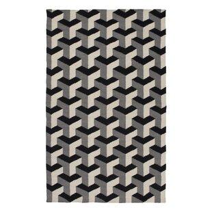 Online Reviews Handmade Black/Gray Area Rug By Surya