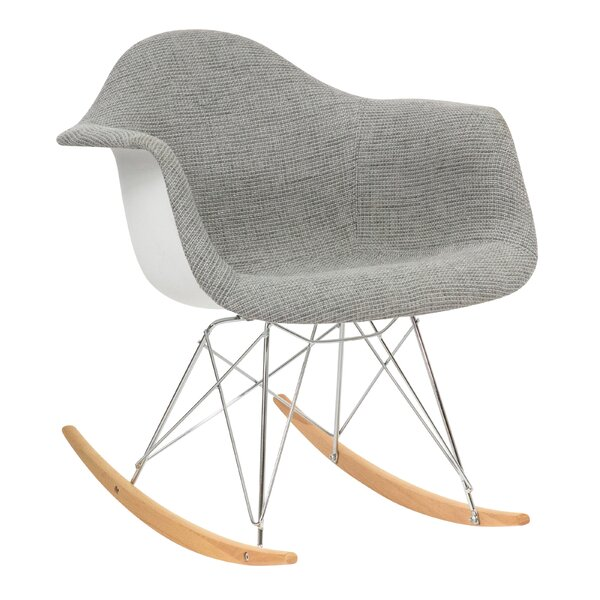 Arturo Rocking Chair by Corrigan Studio