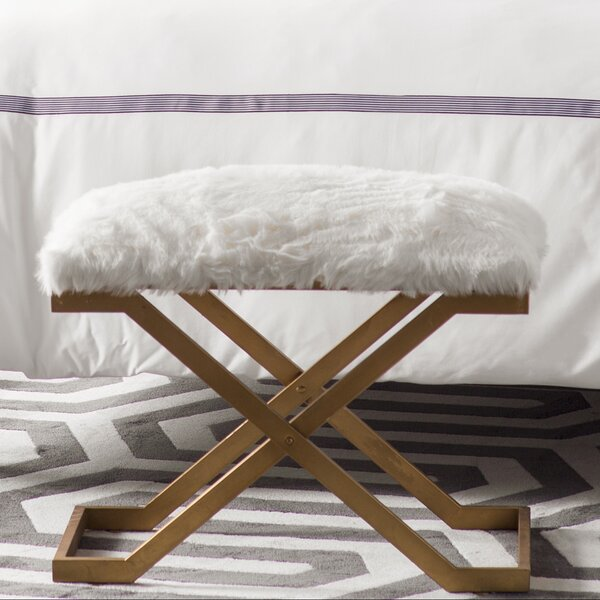 Brownsville Accent Stool by Willa Arlo Interiors