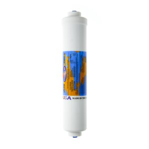 GAC Inline Replacement Water Filter by Om..