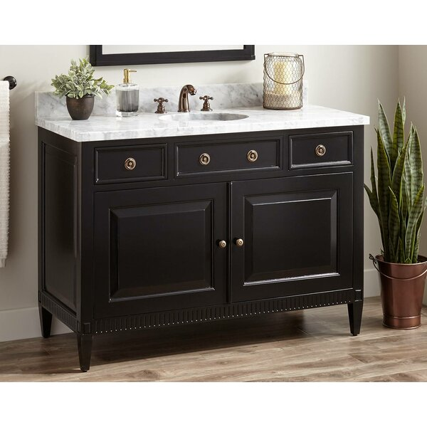 Hawkins 49 Single Bathroom Vanity Set