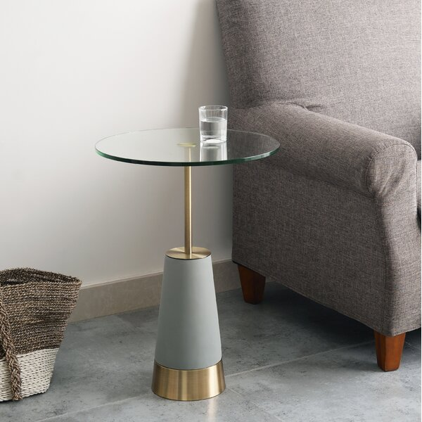 Croyd End Table By Mercer41