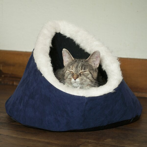 Holton Comfort Cavern Cat Bed by Tucker Murphy Pet