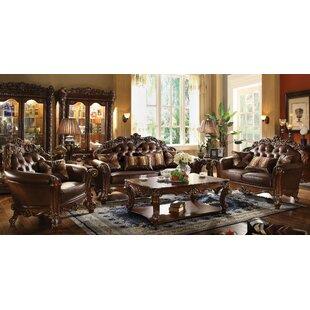 Orizaba 3 Piece Standard Living Room Set by Astoria Grand