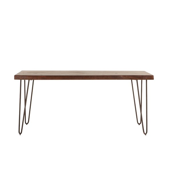 Nikhil Dining Table by Union Rustic Union Rustic