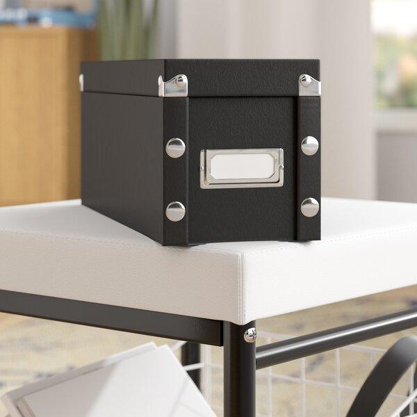 CD Storage Box by Rebrilliant
