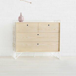 Mod 4 Drawer Dresser ByUbabub