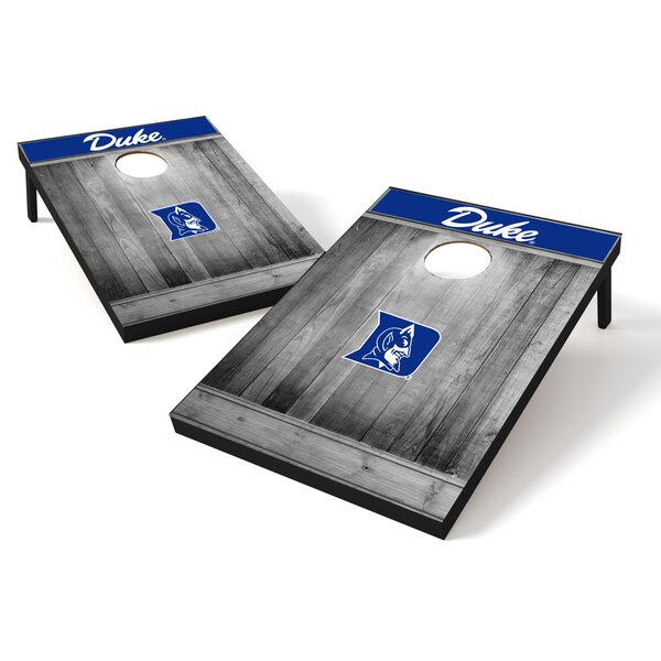 NCAA Cornhole (Set of 2) by Wild Sports