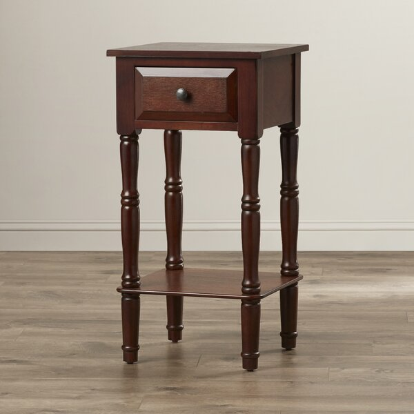 Adeline Drawer End Table By Andover Mills