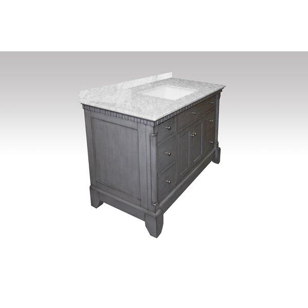 Delafield 48 SingleBathroom Vanity Set