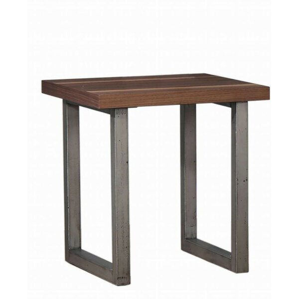 Jozwiak End Table by Williston Forge