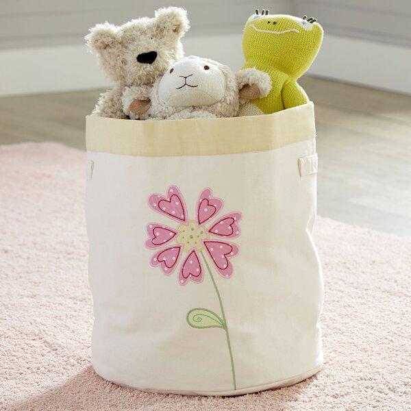 Flower Toy Storage Bin by Birch Lane Kids™