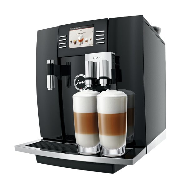 Giga 5 Coffee & Espresso Maker by Jura