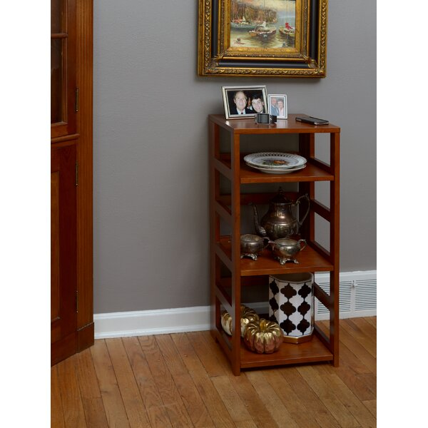 Flip Flop Standard Bookcase By Charlton Home