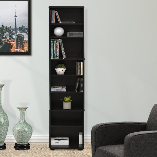 Crow Space Saving Multimedia Storage Rack by Zipcode Design