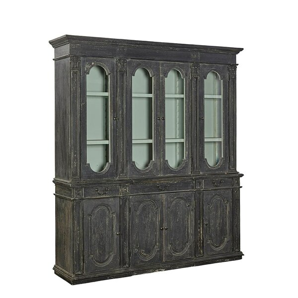 Squires Library Bookcase by Furniture Classics