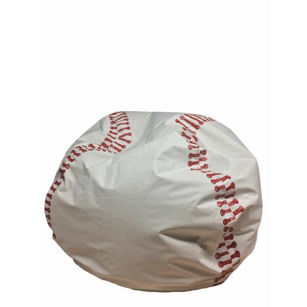 Baseball Bean Bag Chair by B&F Manufacturing