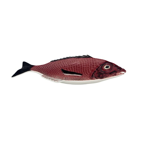 Fish Platter by Bordallo Pinheiro