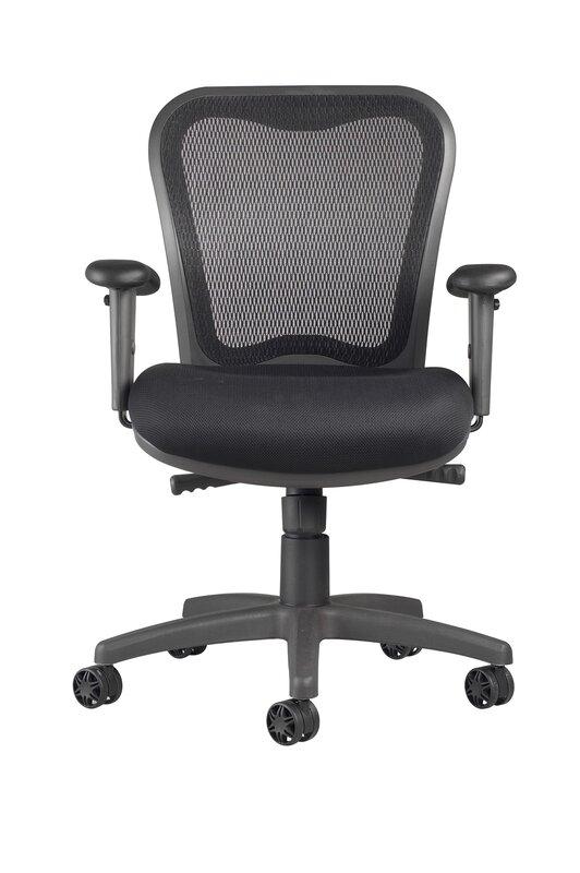 lxo midback mesh desk chair