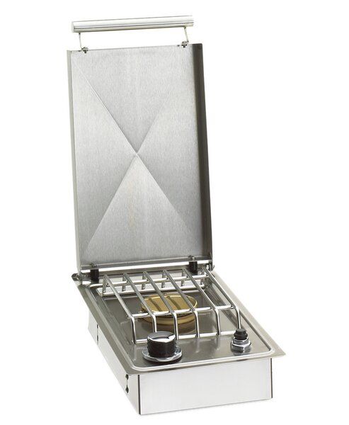 Single Side Natural Gas Grill Burner by American Outdoor Grill