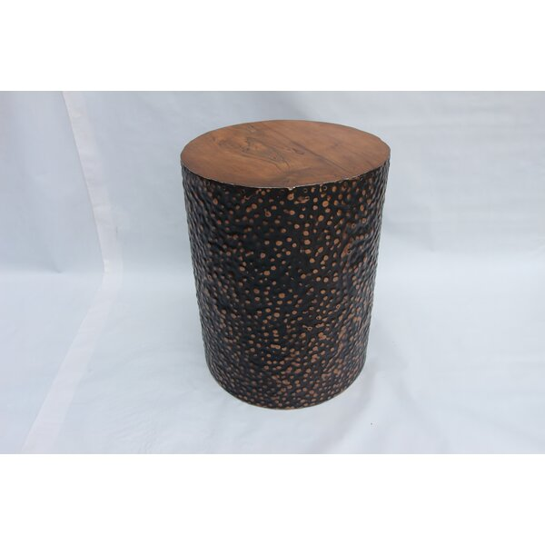 Boyle Accent Stool by Loon Peak