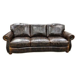 Huntington Leather Standard Sofa