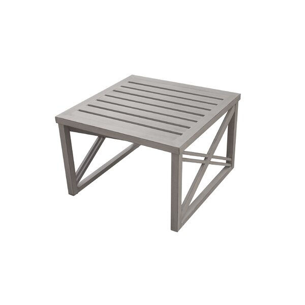 Wrenshall Metal Side Table by Red Barrel Studio