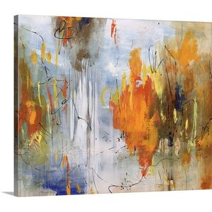 'Sundowners' by Joshua Schicker Painting Print on Canvas by Great Big Canvas