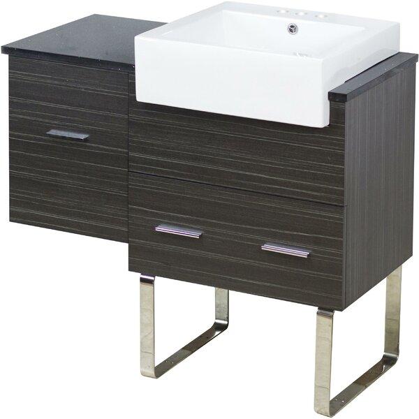 Alican 37 SingleBathroom Vanity Set