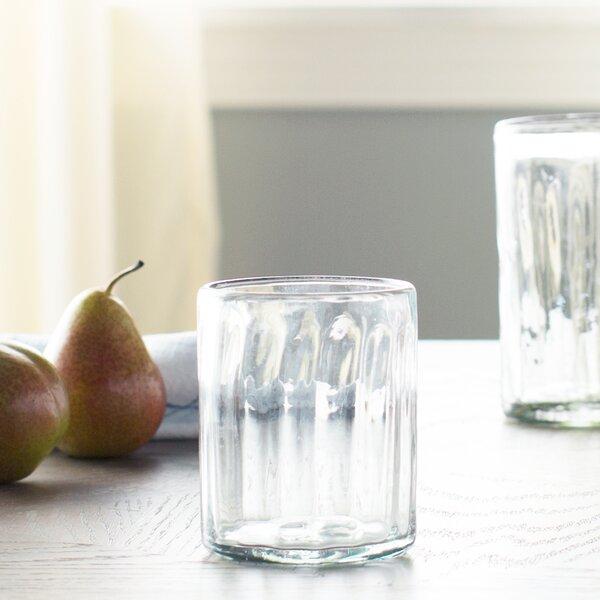 Fiske Lowball Glass (Set of 6) by Birch Lane™
