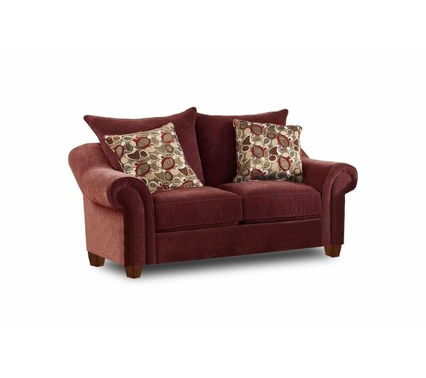 Iain Loveseat by Alcott Hill