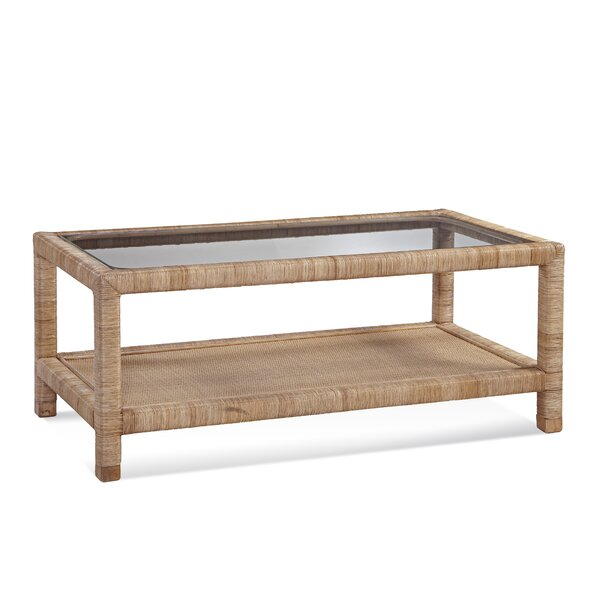 Pine Isle Coffee Table With Storage By Braxton Culler