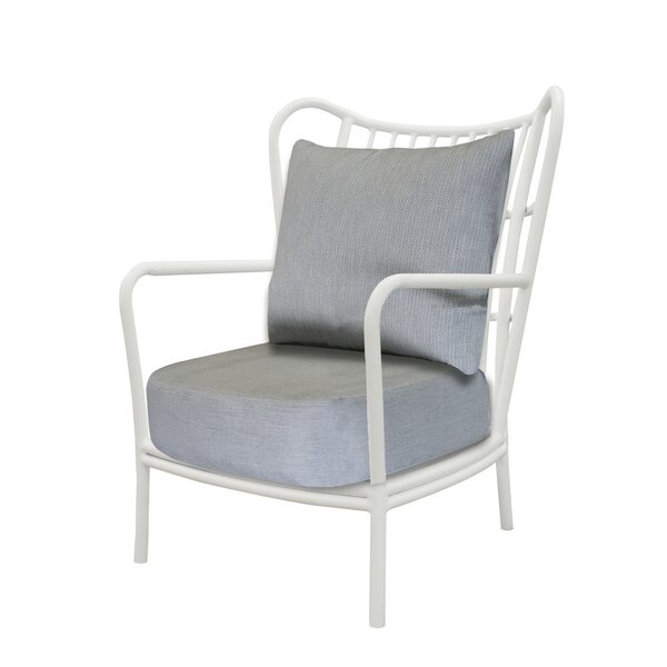 Weathersby Patio Chair By Bungalow Rose