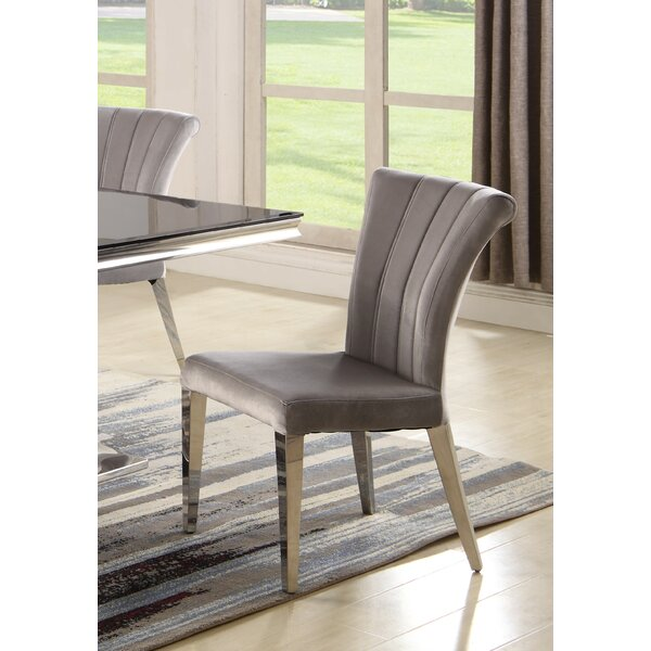 Alistair Upholstered Dining Chair (Set of 2) by Orren Ellis