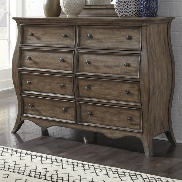 Toni 8 Drawer Dresser by One Allium Way