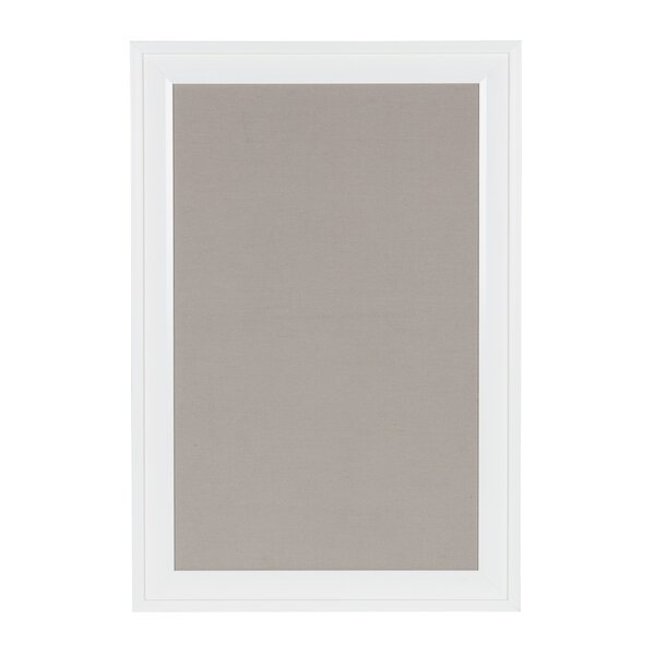 Bosc Wall Mounted Bulletin Board, 18.5 x 27.5 by DesignOvation