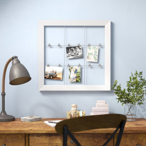Cadmore Metal Wire Clip Picture Frame by Gracie Oaks