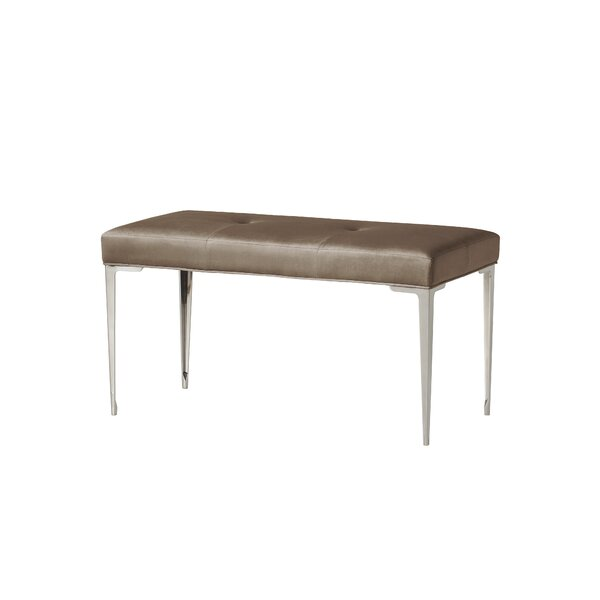 Chloe Metal Bench By Sonder Living #2