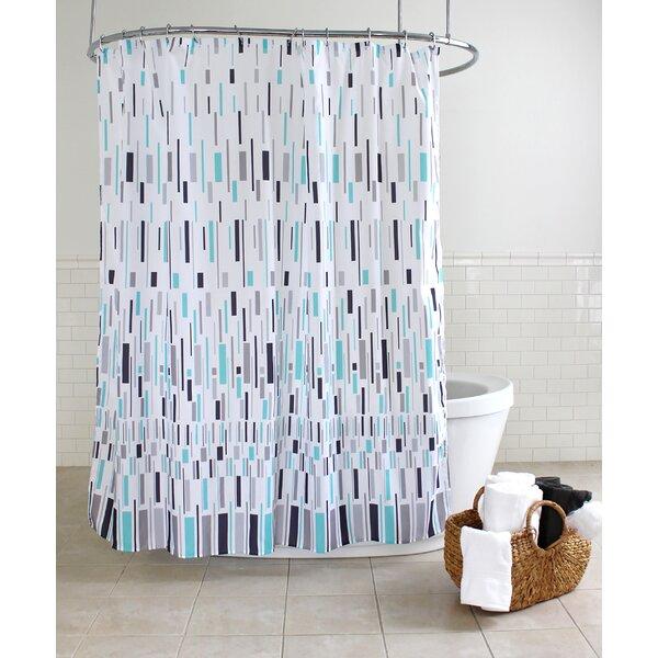 Ohatchee Fabric Shower Curtain by Latitude Run