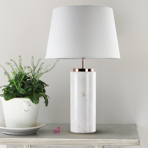 Ruben Marble 24 Table Lamp by Langley Street
