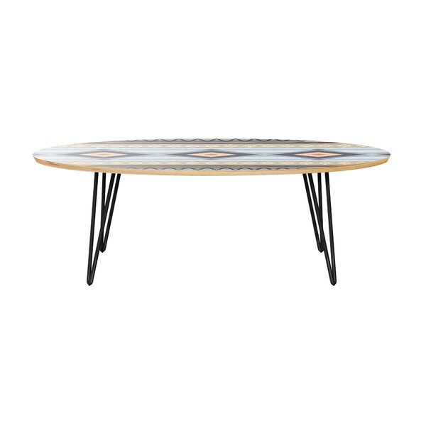 Hubble Coffee Table by Bungalow Rose