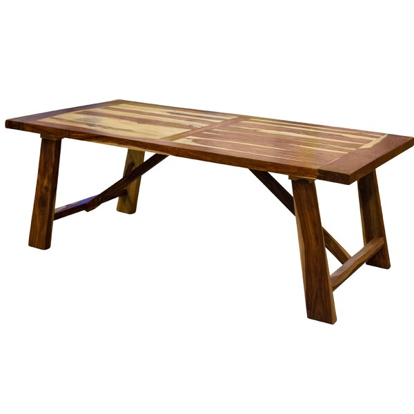 Marissa Solid Wood Dining Table By Loon Peak®