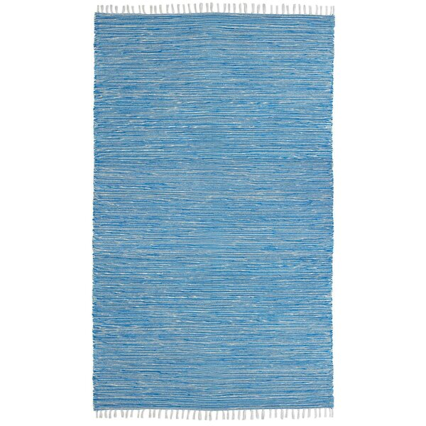 Bruges Aqua Area Rug by Bungalow Rose