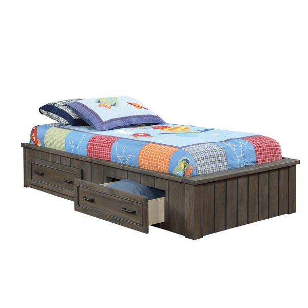 Escarcega Platform Bed by Harriet Bee