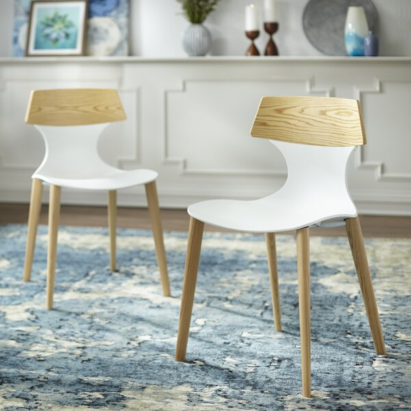 Nobhill Dining Chair (Set of 2) by Wrought Studio